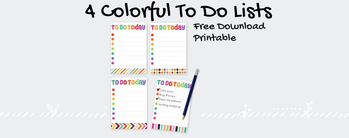 Free Colorful Print