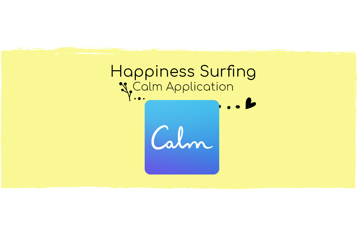 Happiness surfing