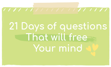 21 days of free your mind colorful zone