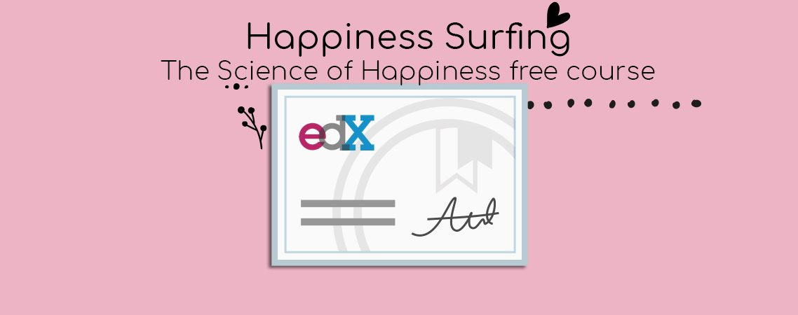 The Science of Happiness free course