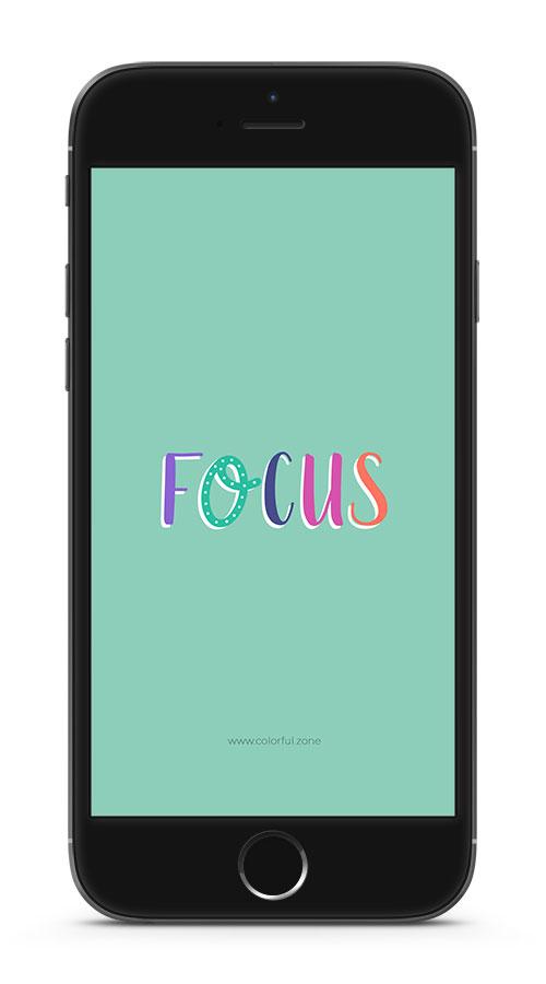 Free Colorful Smartphone Wallpaper