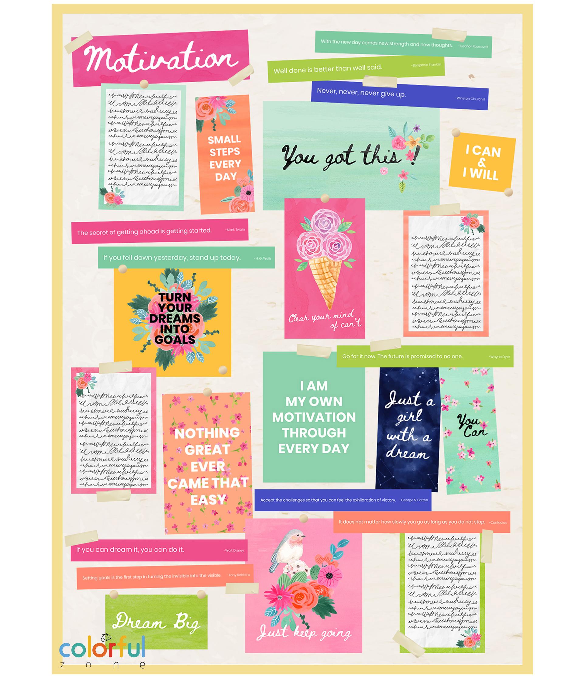 motivational board