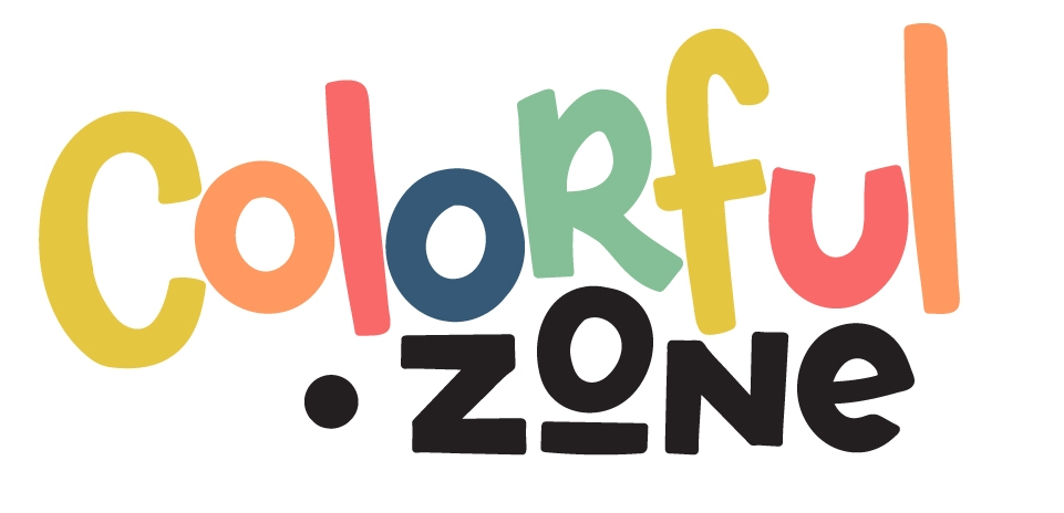 Colorful Zone Logo