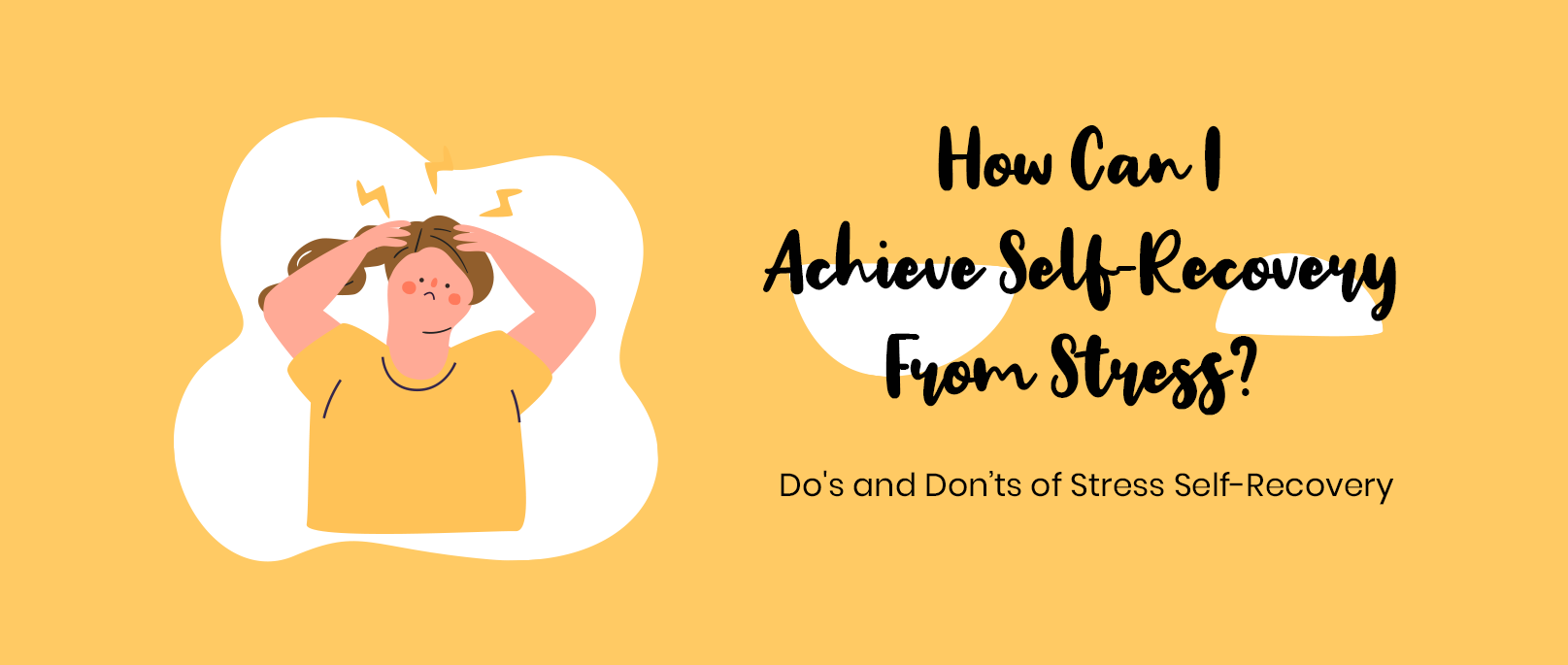 Self-recovery after stress